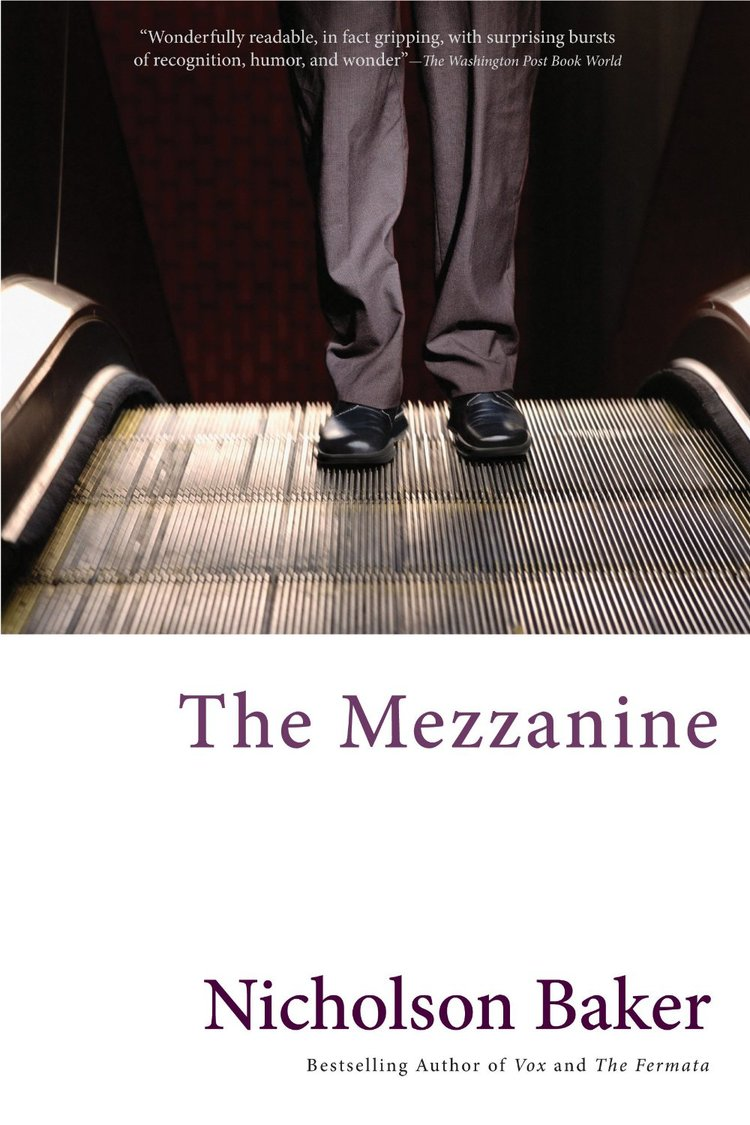 The Mezzanine book cover